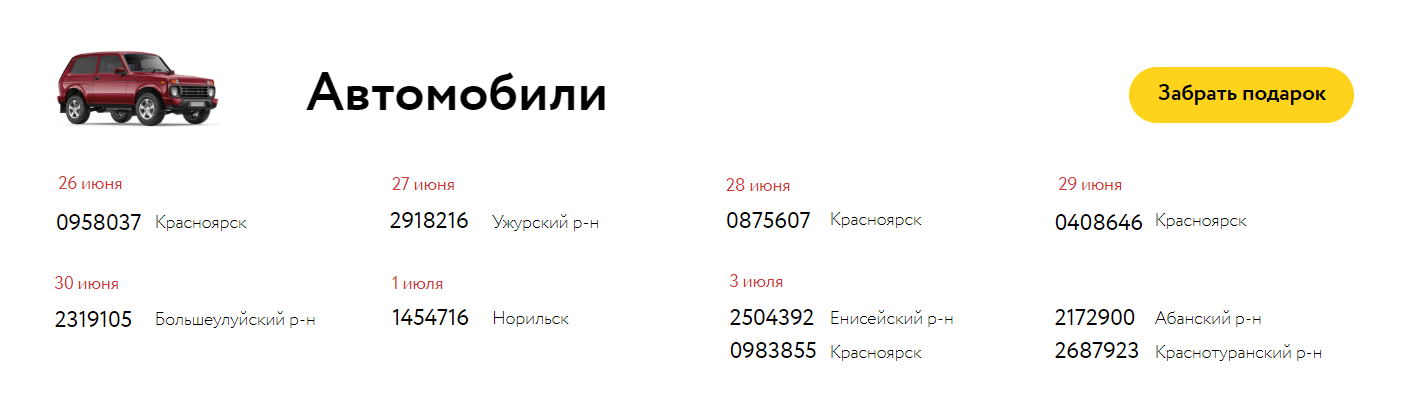 викторина2020.рф победители