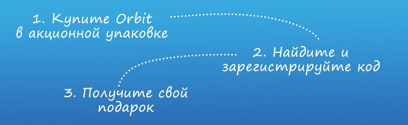 Акция Orbit