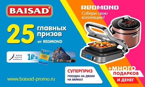 Акция Baisad